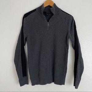 Calvin Klein Half Zip Sweater Jacket